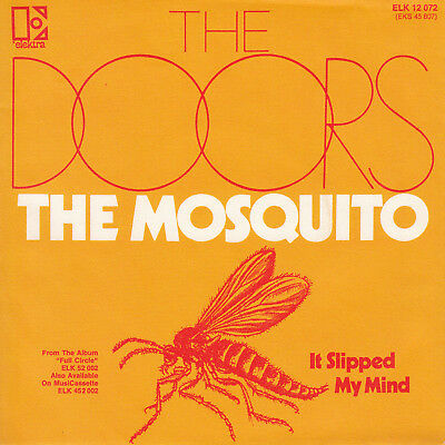 THE DOORS - The Mosquito / It Slipped My Mind