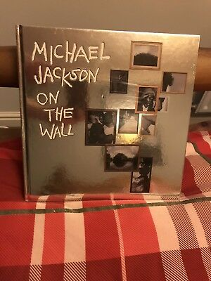 Michael Jackson On The Wall Book (NEW & SEALED)