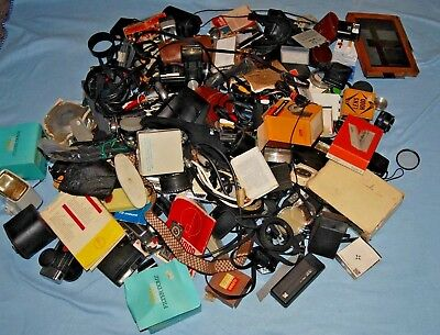 #j8 - A Joblot Of Camera  / Photo Bits And Accessories