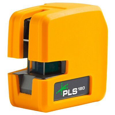 Pacific Laser Systems PLS180 200-Foot 2-Beam Green Line Laser Level - 4914052