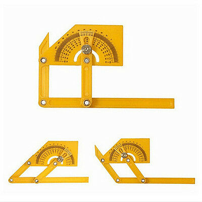 Measuring Instrument Angle-izer Four-Sided Ruler Mechanism Slide Template To Sz