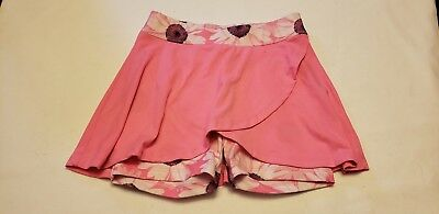 Jumping Beans Size 6 Skorts Floral Pink