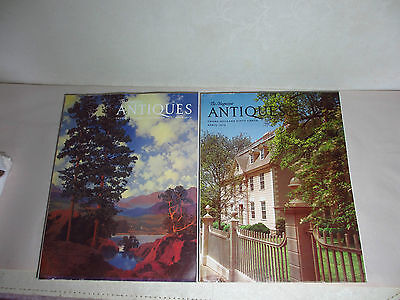 2 Issues The Magazine Antiques April & June 1979  Maxfield Parrish Susan Waters