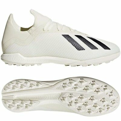 new product 74d6a 84bb8 ADIDAS X 18.3 Tango TF Turf 2018 Soccer Shoes White/ Black Brand New