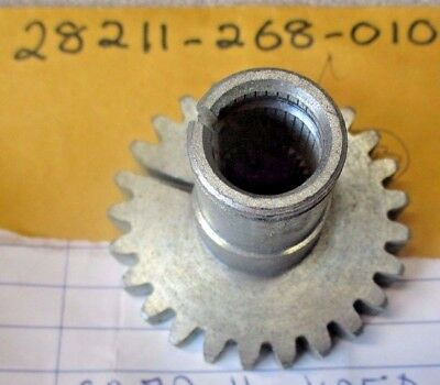 NOS OEM Honda CA72 VTX1800 ++ Screw Pan 5X20 # 93500-05020-0A