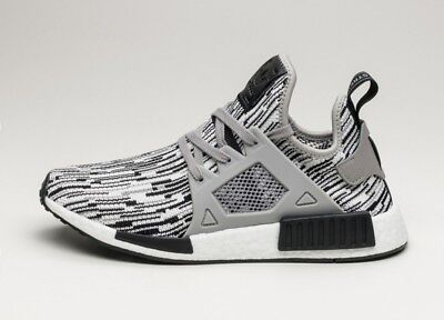 1bca084eb Adidas Nmd  Xr1 Pk By1910 Uk Size 10 Mens White Glitch Deadstock Rare