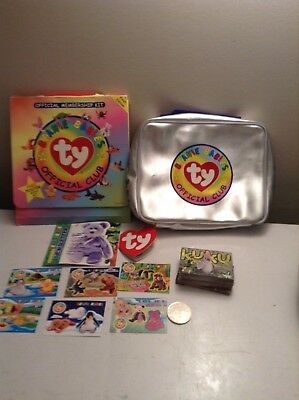 Beanie Baby Collector Club items