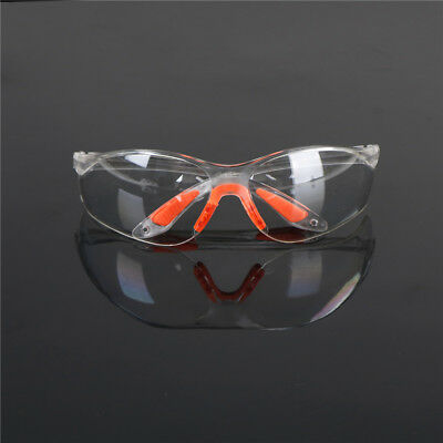 Anti-impact Factory Lab Outdoor Work Eye Protective Safty Goggles Glasses LS