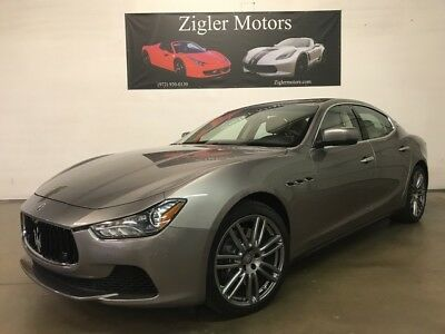 2015 Ghibli Touring Pkg Navigation Backup Camera One Owner 20Kmi Clean Carfax 2015 Maserati Ghibli Touring Pkg Navigation Backup Camera 20,780 Miles