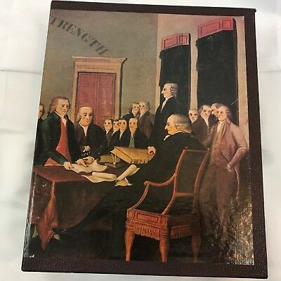 200 years A bicentennial Illustrated History of the United States 2 books
