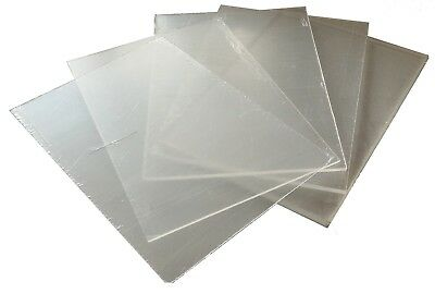 CLEAR ACRYLIC SHEET PERSPEX A4 297 x 210 x 1MM PHOTO FRAMES ARTS AND CRAFTS