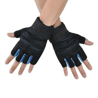 1Pair Weight Lifting Gloves Gym Exercise Workout Training Yoga Body BuildingGrip