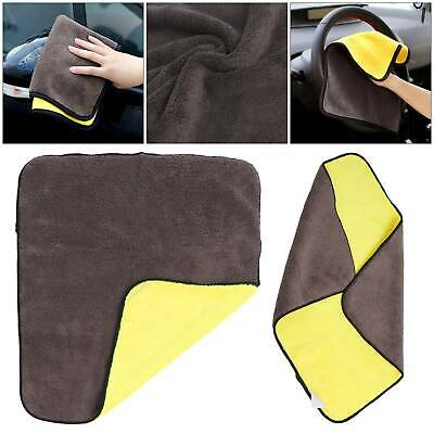 Super Absorbent Car Wash Microfiber Car Cleaning towels Drying Towel Cloth UK