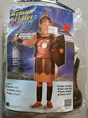 O RG Costumes Child Roman Soldier Halloween Costume Size S