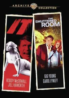It / The Shuttered Room NEW DVD