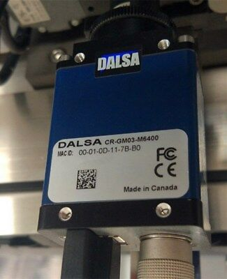1PC used DALSA CR-GM03-M6400