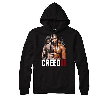 Rocky Balboa Creed 2 Hoodie Sylvester Stallone Boxing Men's Women Kid Hoodie top