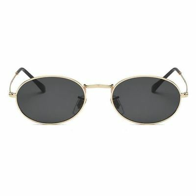Women Round Shape Small Size Alloy Frame Summer Style Sunglass H218