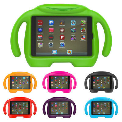 Kids Shockproof iPad Case Cover EVA Foam Stand For Apple iPad Mini 1 2 3 4 5 FMO