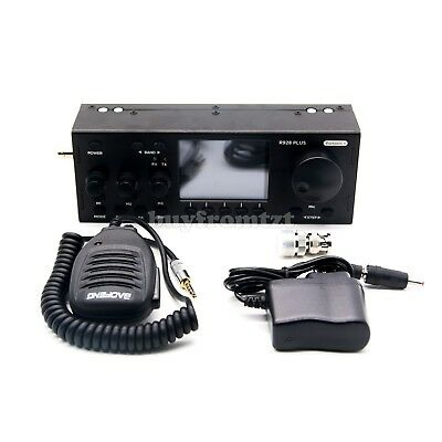RS-918 SDR HF Transceiver **free Shipping Usa** - $338 33