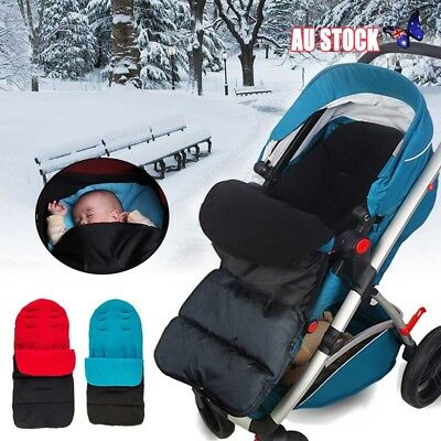 Universal Footmuff Cosy Toes Apron Liner Buggy Pram Stroller Baby Toddler Au