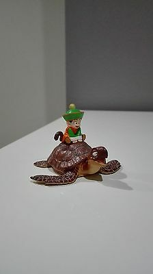 Dragon Ball Z Hg Sp Gohan Tortuga Gashapon Bandai Figure