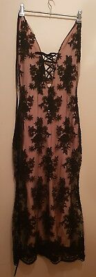 Wheels And Dollbaby Lace Patti Hansen Dress
