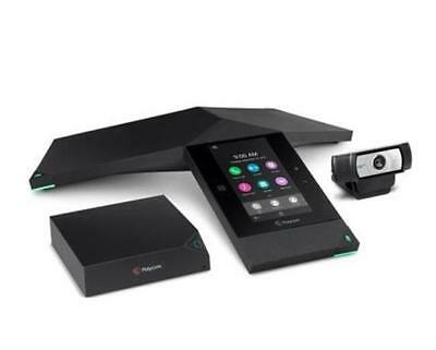 Polycom Realpresence Trio 8800 Full HD Ethernet LAN Video Conferencing System -