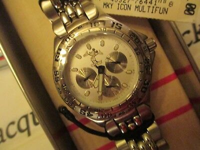 disney mickey mouse vintage wristwatch rare chronograph watch mint new fossil