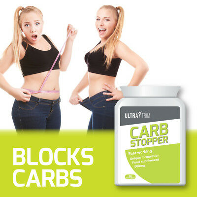 Ultra Trim Carb Stopper Pills – Carb Blocker Pill Extreme Weight Loss Max