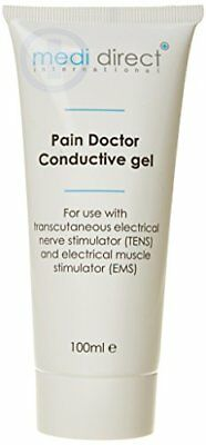 Conductive Gel For Use With Circulation Massagers, Pain Doctor And Tens Machines