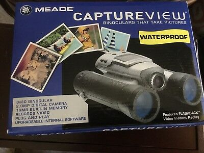 NEW DRIVER: MEADE CAPTURE VIEW