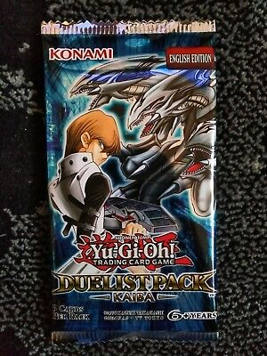 4x Duelist Pack: Kaiba Booster - DPKB - english - OVP - NEW
