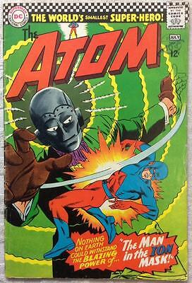 Atom #25 (1966 DC 1st series) FN- condition 50 yrs old Silver Age