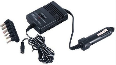 PHC 2500MA, 3-12 Volt Universal DC Adapter