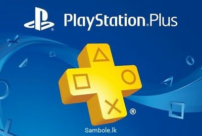 Ps Plus 28 Days -Playstation Ps4-Ps3-Vita (No Code)