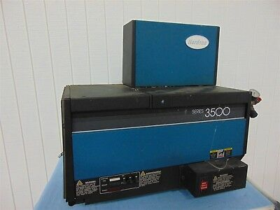 Nordson 3500-1BB36 Hot Melt Adhesive Applicator System 200-240V 50/60Hz 26A 3PH