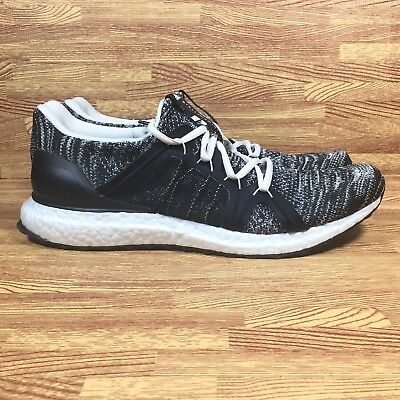 ADIDAS BB6264 WOMEN ultra Boost Parley Running shoes black white ... cf1fff954