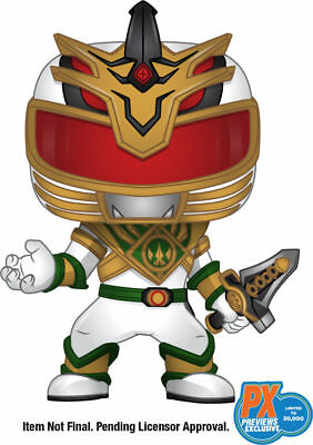 Funko Pop! Lord Drakkon PX Exclusive Power Rangers In Stock