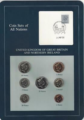 Coin Sets of All Nations - United Kingdom