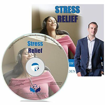 Stress Relief Self Hypnosis Cd, Hypnotherapy To Help Reduce The Anxiety And Pani