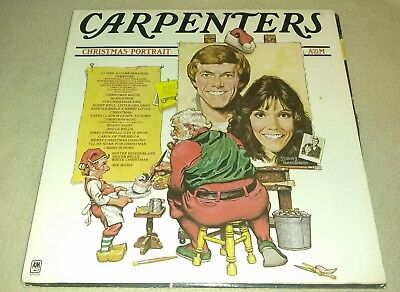 Carpenters Christmas Portrait.Carpenters Christmas Portrait Sp 4726 A M 1978 Vinyl Lp Vg