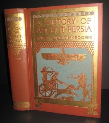 ❤️ History Ancient Persia_Tombs_Xerxes_Alexander Great_Egypt Babylon_Sold $500