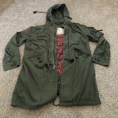 ec6f90689 Red military jacket