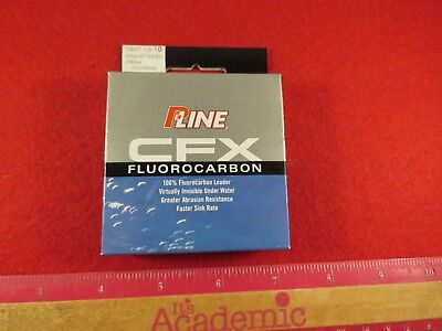 P-Line Shinsei Clear Fluorocarbon Leader 27 Yards 25 M Fishing Line