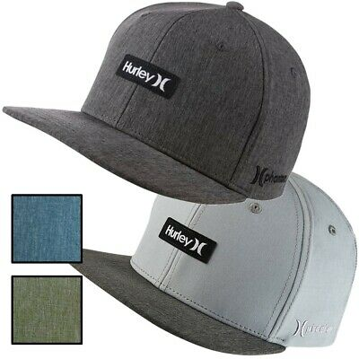 76a71ef8aa7 Hurley Men s Dri-FIT Phantom One and Only Snapback Hat Cap