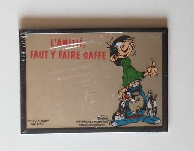 Gaston Lagaffe Franquin - Miroir L'amitie Faut Y Faire Gaffe Avenue Of The Stars