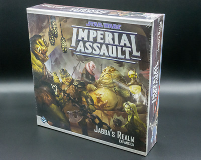 Star Wars Imperial Assault Jabba's Realm - New