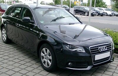 Audi A4 B8 2.0 Tdi Automatic Breaking For Spare Parts