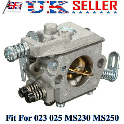 Chainsaw Carburetor Carb For STIHL MS210 MS230 MS250 023 025 021 UK